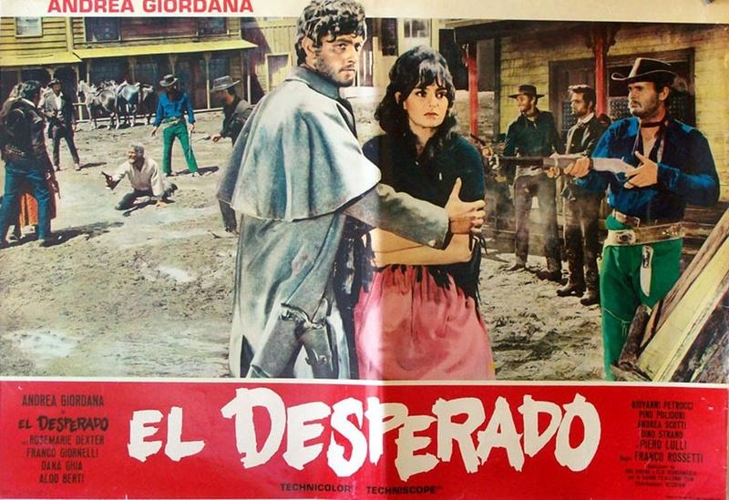 La boue, le massacre et la mort ( El Desperado ) –1967- Franco ROSSETTI 8667810