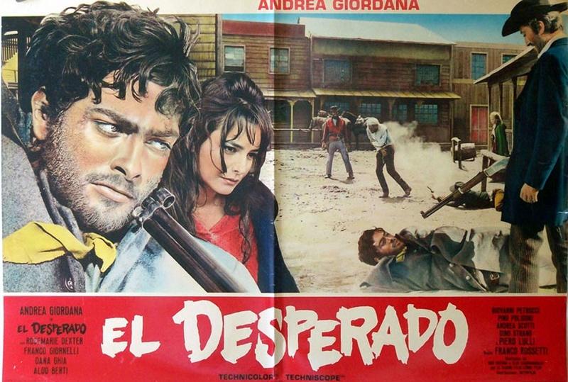 La boue, le massacre et la mort ( El Desperado ) –1967- Franco ROSSETTI 8910710