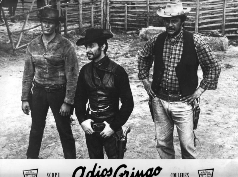 Adios Gringo - 1965 - Giorgio Stegani _57jjj10
