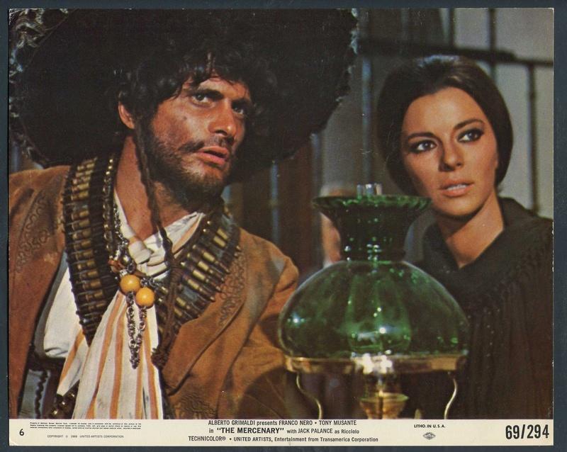 El Mercenario - Il mercenario - Sergio Corbucci - 1968 - Page 2 _57mm10
