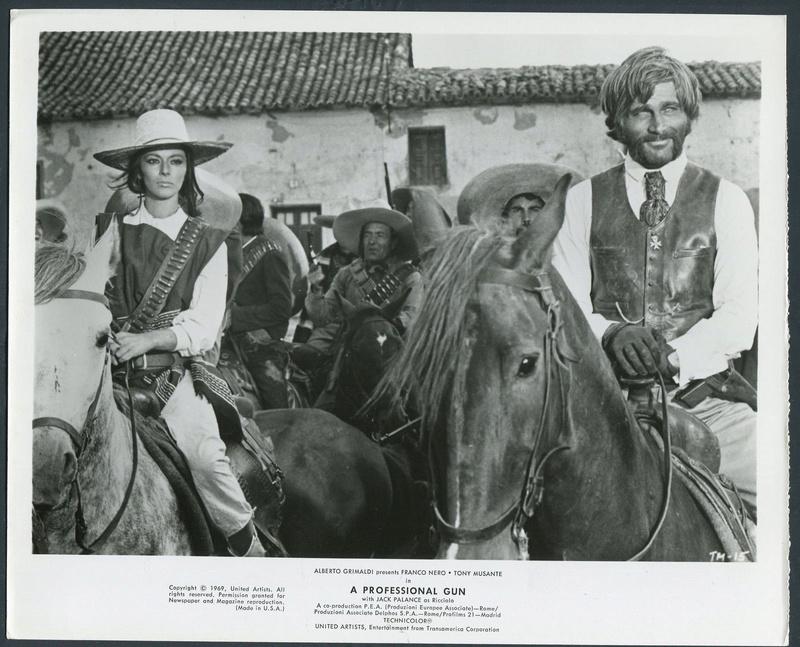 El Mercenario - Il mercenario - Sergio Corbucci - 1968 - Page 2 _57y10