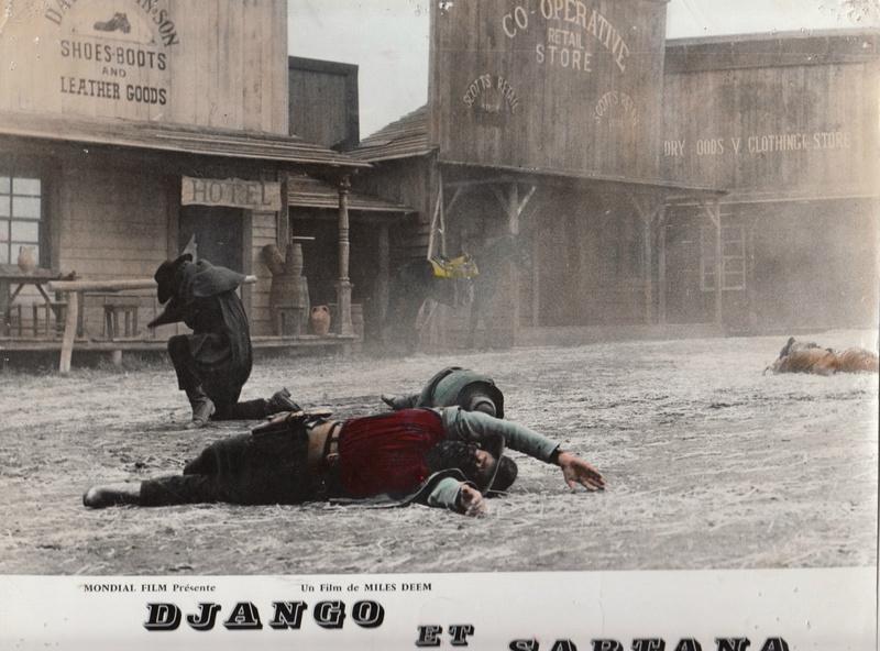 Django et Sartana - Quel maledetto giorno d'inverno... Django e Sartana all'ultimo sangue - 1970 - Demofilo Fidani _57zzz10