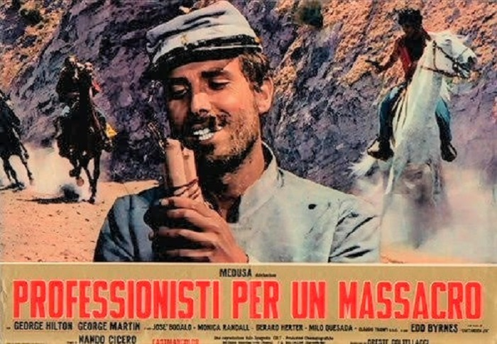 Professionnels pour un massacre - Professionisti per un Massacro - 1967 - Nando Cicero - Page 2 Actuan10