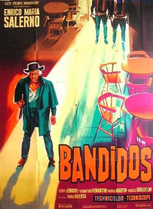 Bandidos - Crepa tu… che vivo io - 1967 - Massimo Dallamano (Max Dilman) - Page 3 Bandid10