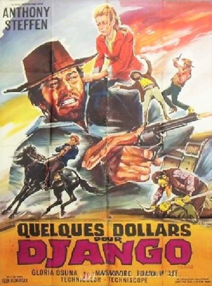 Quelques Dollars pour Django - Pochi dollari per Django  - 1966 - Leon Klimosky - Page 2 En129710