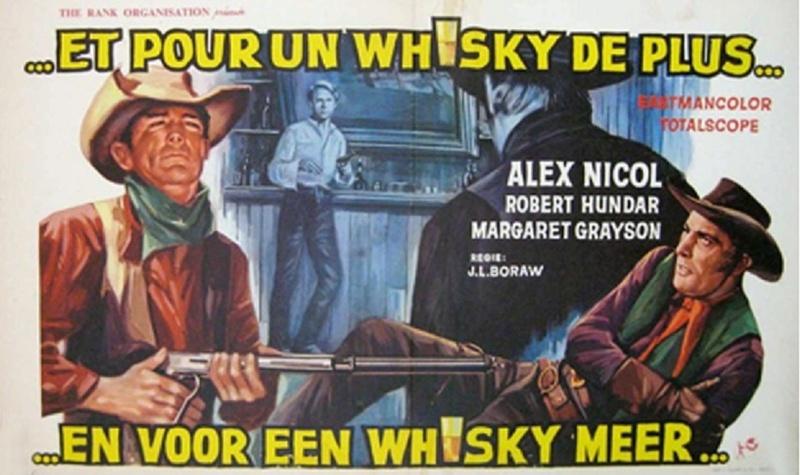 Pour un whisky de plus . 1963 . Jose Luis Borau . En133510