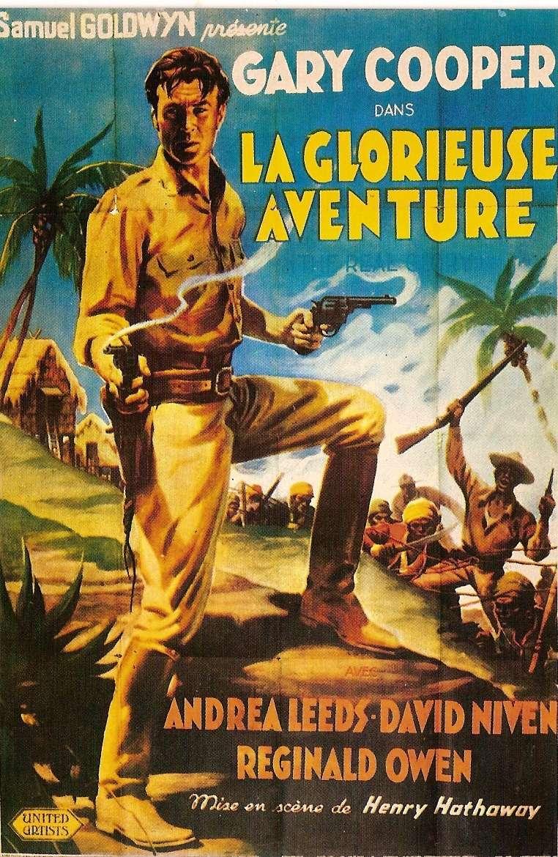 La Glorieuse Aventure - The Real Glory - 1939 - Henry Hathaway La-glo10