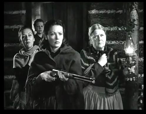L'Énigme du lac noir. The Secret of Convict Lake. 1951.  Michael Gordon. Vlcsna21