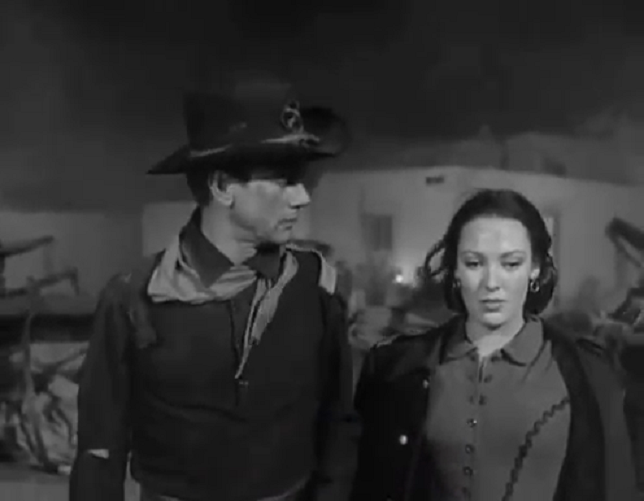 Les Rebelles de Fort Thorn - Two Flags West - 1950 - Robert Wise Vlcsna27
