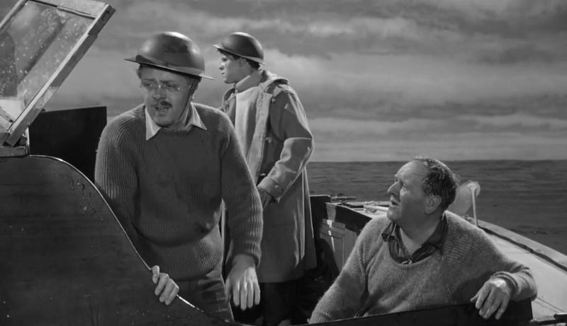 Dunkerque. Dunkirk. 1958. Leslie Norman. Vlcsna57