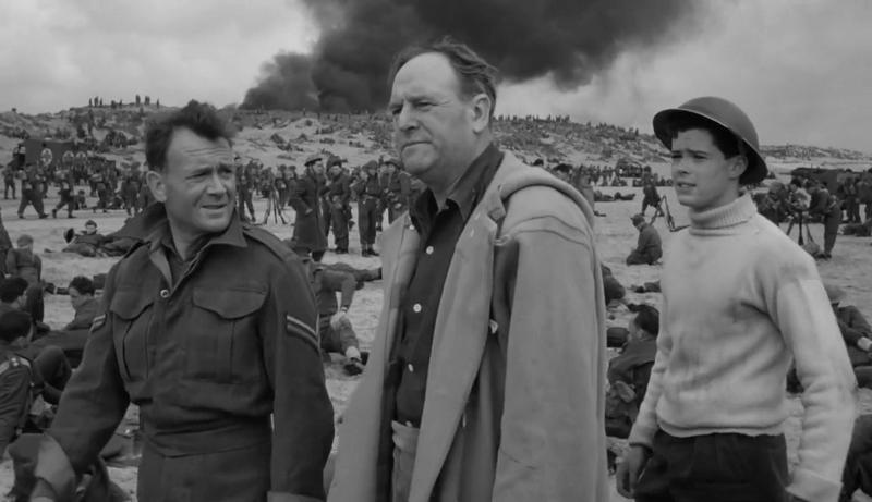 Dunkerque. Dunkirk. 1958. Leslie Norman. Vlcsna58