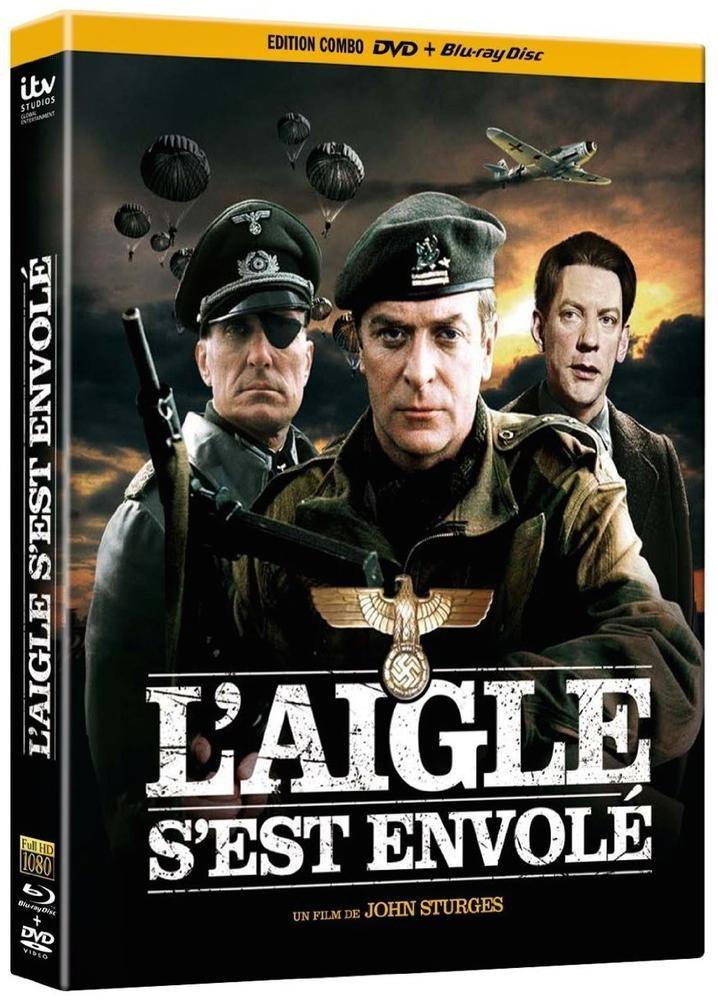 L'aigle s'est envolé - The Eagle Has Landed - 1976 - John Sturges Aigle10
