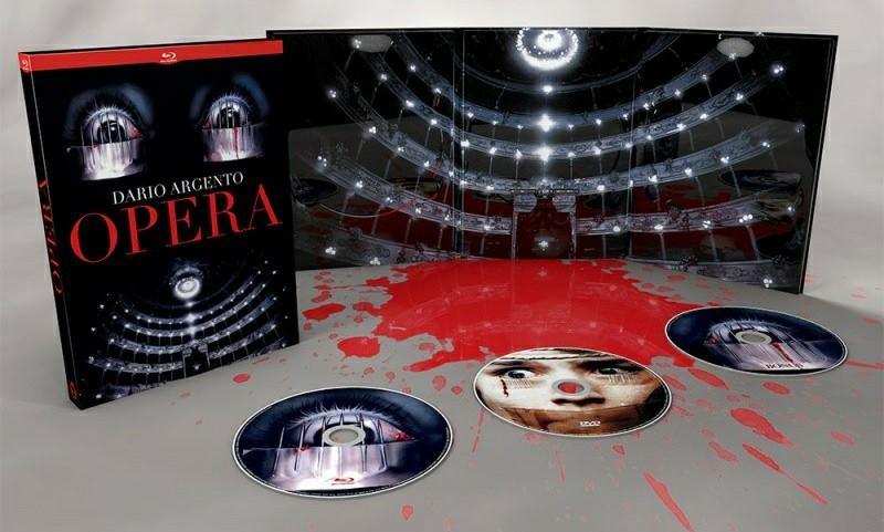 Opera - Terreur à l'Opéra - 1987 - Dario Argento Opera13