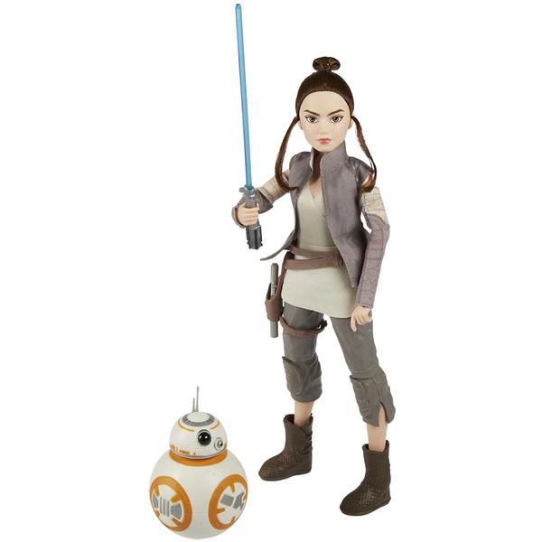 Star Wars Forces of Destiny dolls 40023010