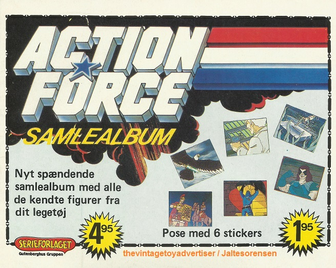 Action Force: 1983 Action10