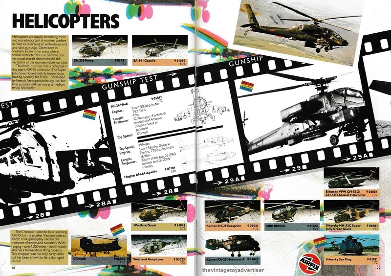 RETAIL & TRADE CATALOGUES featuring Star Wars products Airfix21