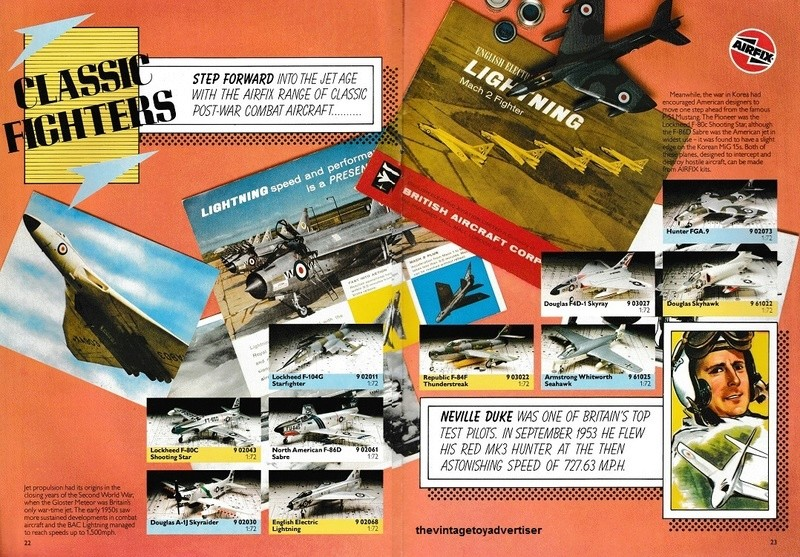 RETAIL & TRADE CATALOGUES featuring Star Wars products Airfix22