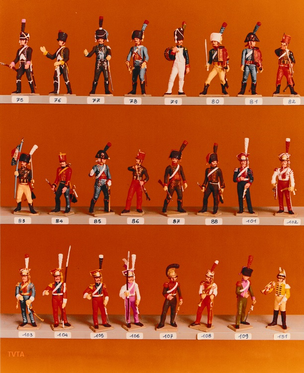 Anyone recognise these toy soldiers? - Mystery Solved! Creati10