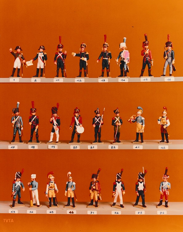 Anyone recognise these toy soldiers? - Mystery Solved! Creati11