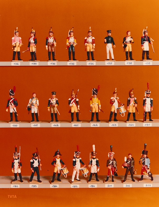 Anyone recognise these toy soldiers? - Mystery Solved! Creati12