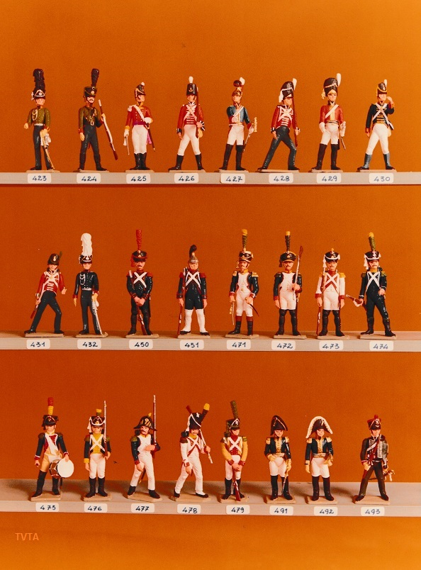 Anyone recognise these toy soldiers? - Mystery Solved! Creati14