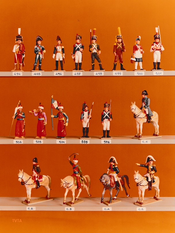 Anyone recognise these toy soldiers? - Mystery Solved! Creati15