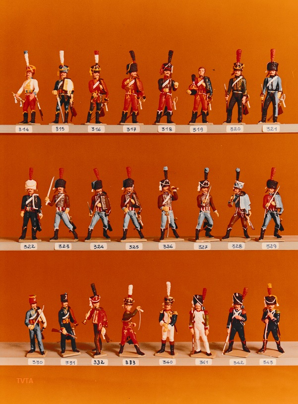 Anyone recognise these toy soldiers? - Mystery Solved! Creati17