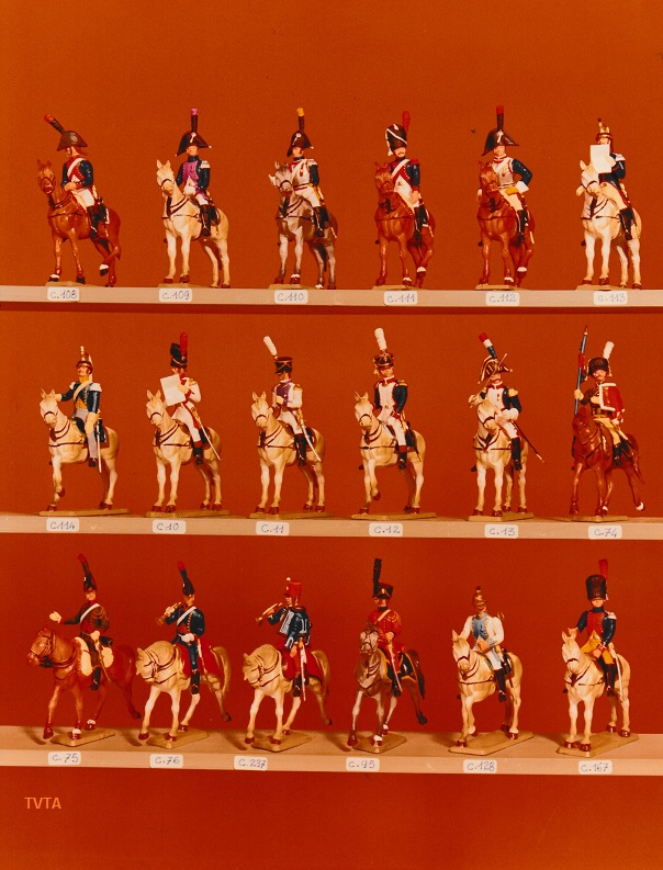 Anyone recognise these toy soldiers? - Mystery Solved! Creati21