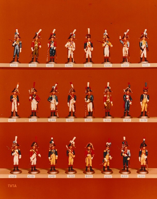 Anyone recognise these toy soldiers? - Mystery Solved! Creati23