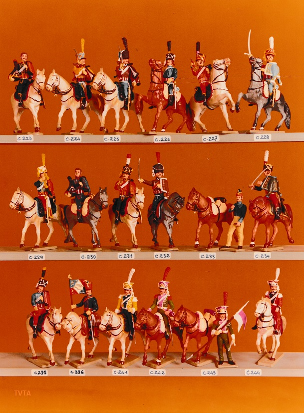 Anyone recognise these toy soldiers? - Mystery Solved! Creati25
