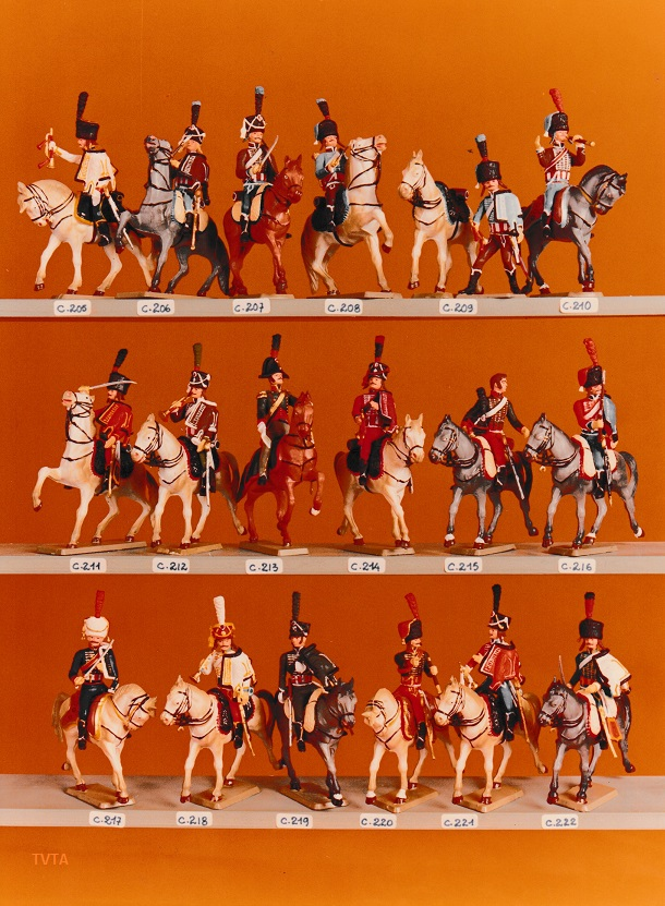 Anyone recognise these toy soldiers? - Mystery Solved! Creati26