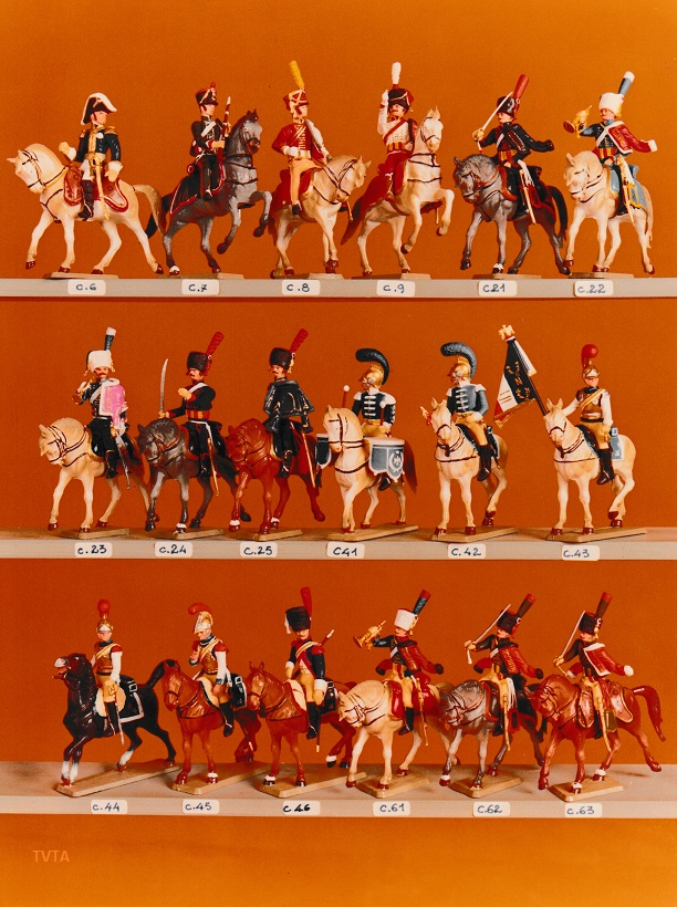 Anyone recognise these toy soldiers? - Mystery Solved! Creati27