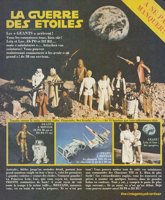 SW ADVERTISING FROM COMICS & MAGAZINES - Page 4 Star_w11