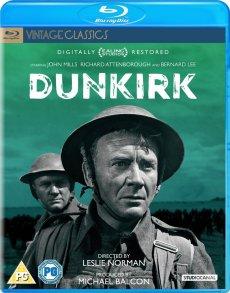 Dunkerque. Dunkirk. 1958. Leslie Norman. Dunker10