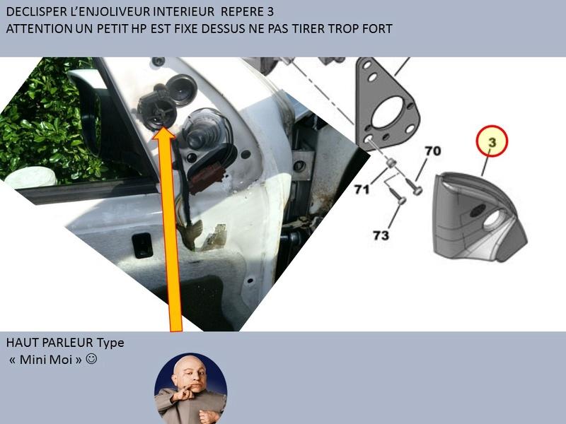REMPLACEMENT CHARNIERE 206 PORTE AVANT  ( TUTO ) Diapos13