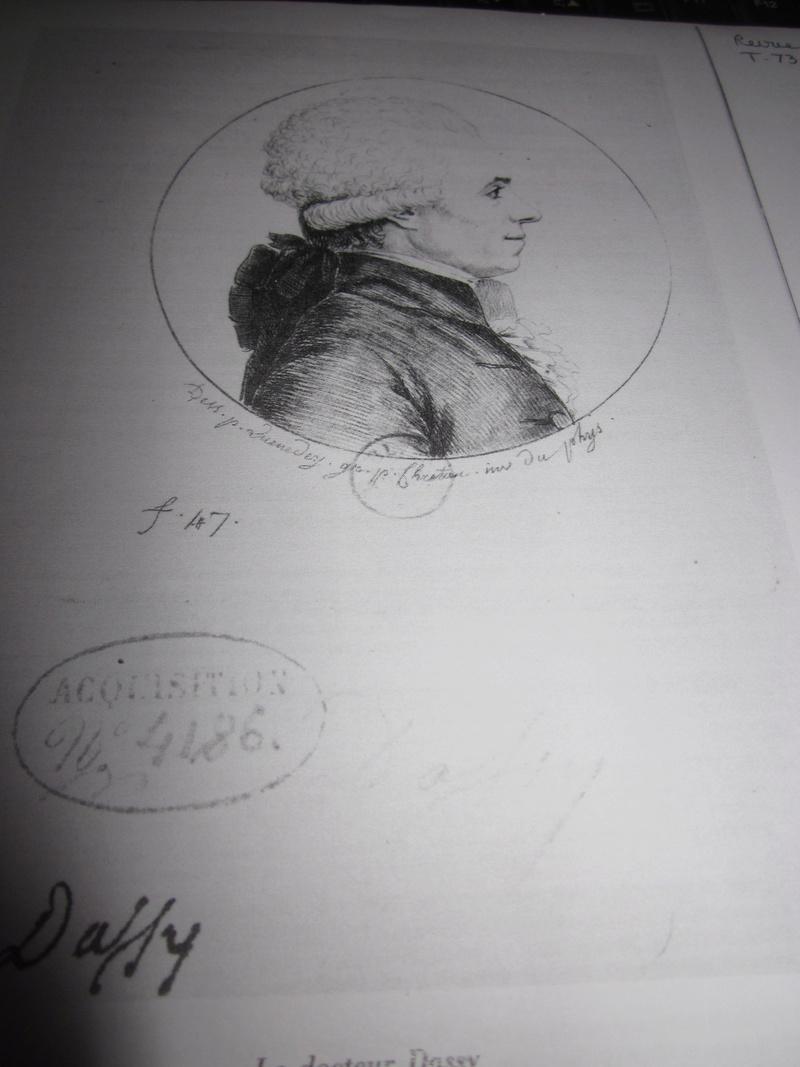 Une idylle amoureuse entre le docteur Dassy et Madame Elisabeth ?  Img_0018