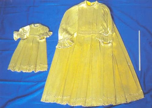 Fragments des robes de Marie-Antoinette Robe_d10