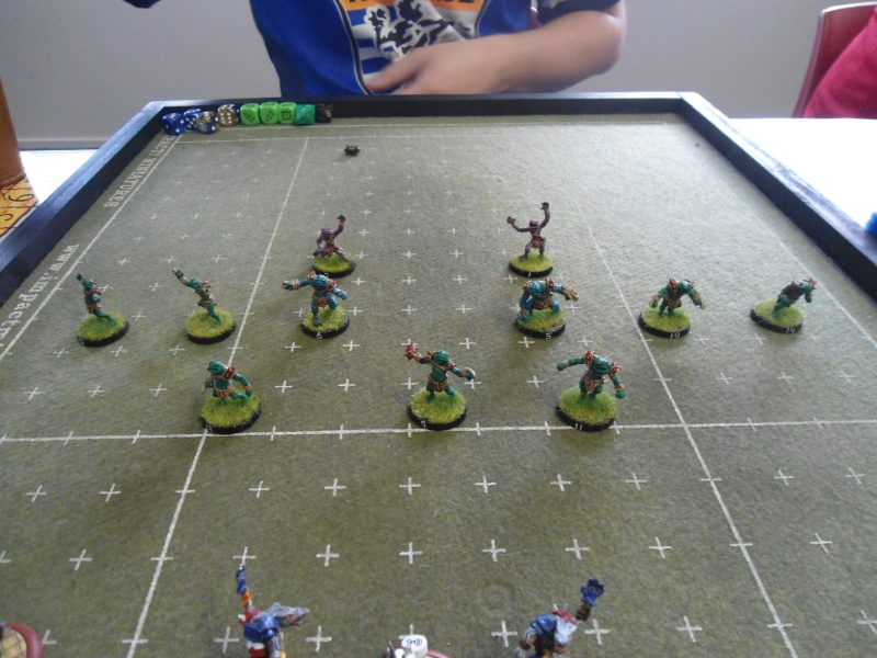 "Le Blood Bowl ""Down Under"" et ""Up Above"" 00710"