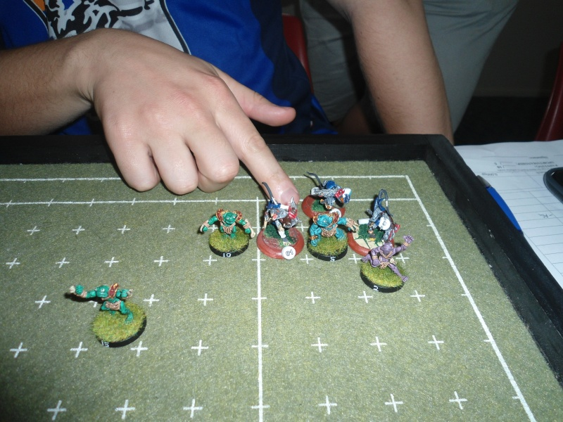 "Le Blood Bowl ""Down Under"" et ""Up Above"" 00810"