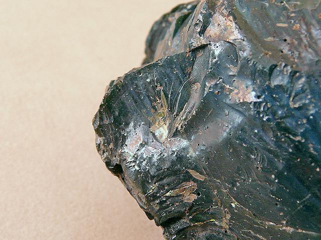 Une pierre de la Terre ou de l'espace ? P3090010