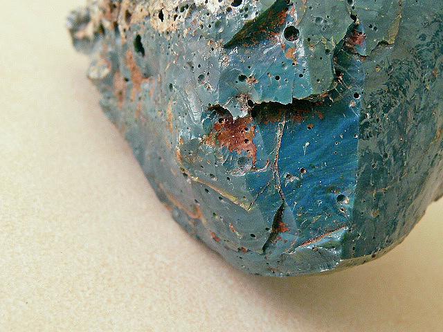 Une pierre de la Terre ou de l'espace ? P3090011