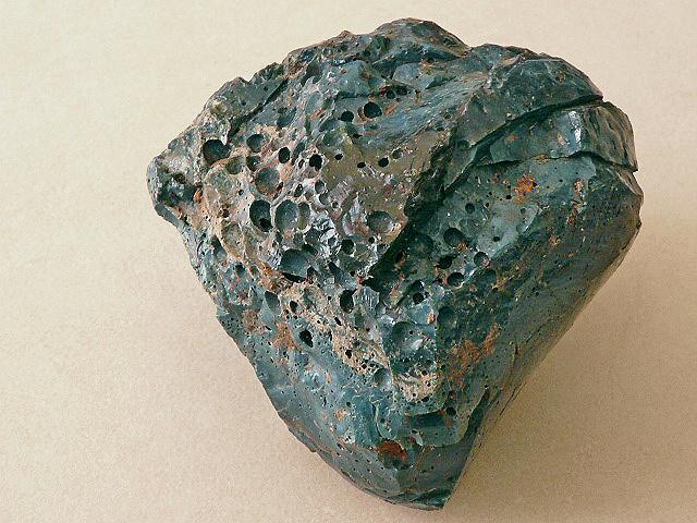 Une pierre de la Terre ou de l'espace ? P3090012