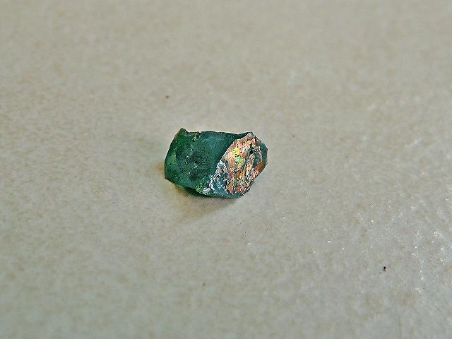Une pierre de la Terre ou de l'espace ? P3090013