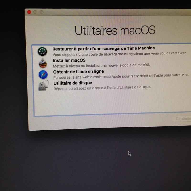 macOS High Sierra Disk Créateur Img_0013