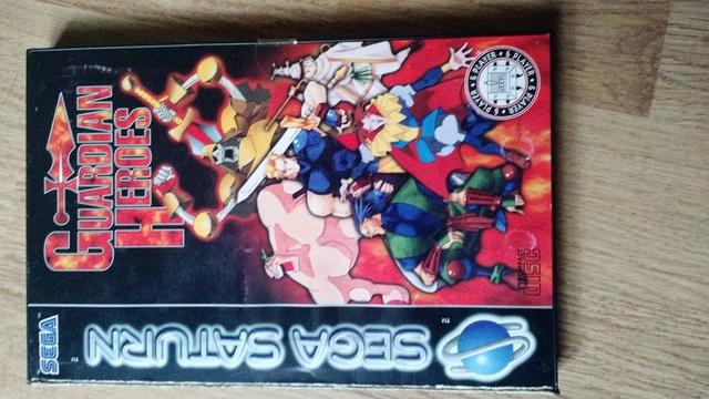 [VDS] Lot de 9 jeux Saturn PAL 99 € 21931410