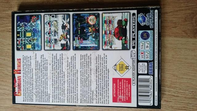 [VDS] Lot de 9 jeux Saturn PAL 99 € 21952310