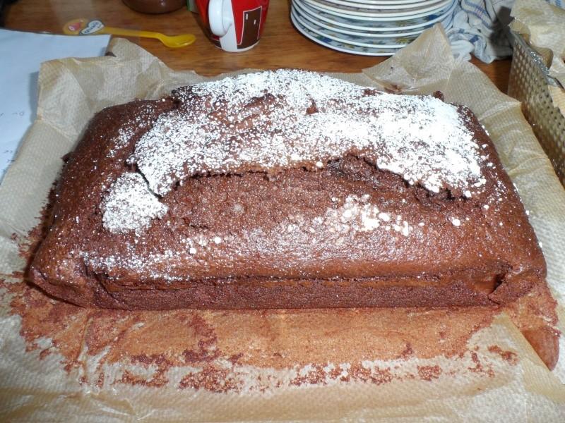 Mon gâteau au chocolat, un délice Sam_3011