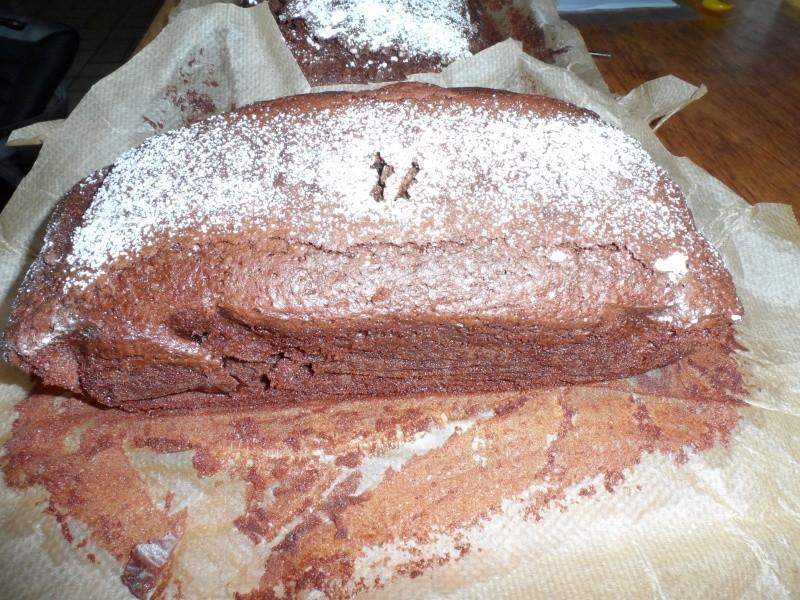 Mon gâteau au chocolat, un délice Sam_3110