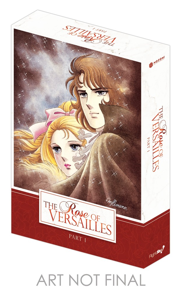 The Rose of Versailles/Lady Oscar Discussion (BREAKING NEWS! LICENSED BY RIGHTSTUF) Itemde11