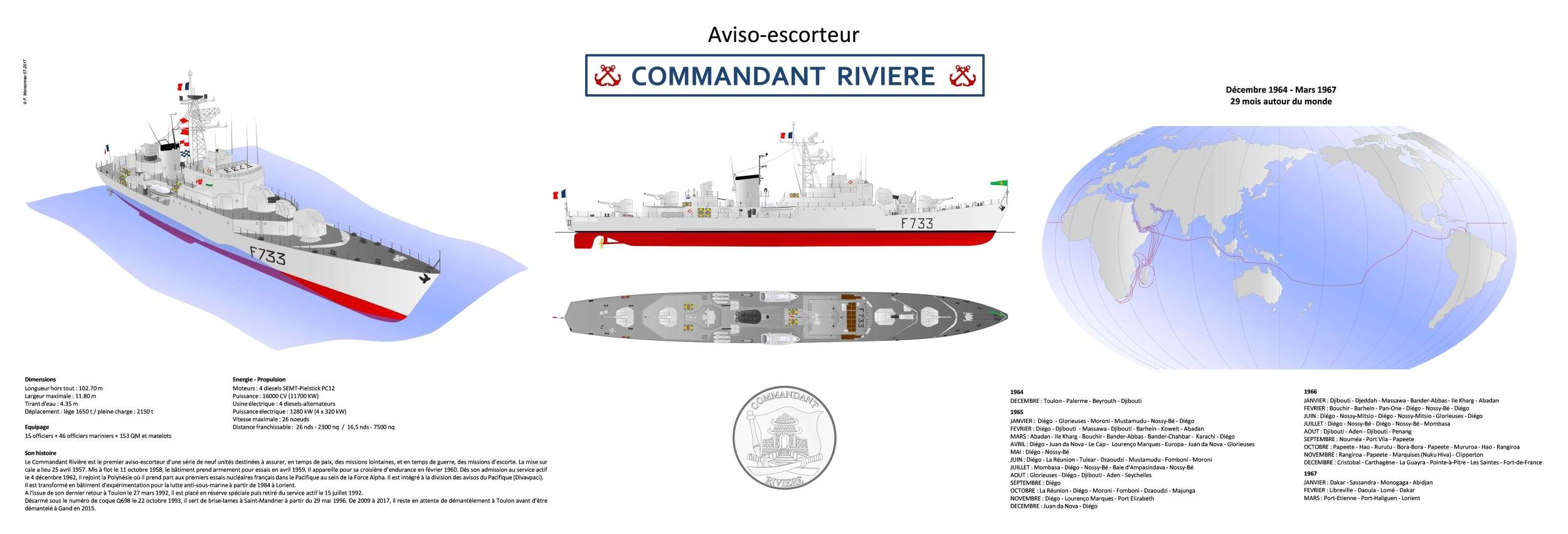COMMANDANT RIVIERE (AE) - Tome 2 - Page 16 Cr_f_m11